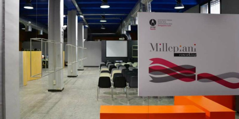 Millepiani Co-working