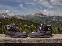 Nell'ex paese delle scarpe le Re-Born Shoes riciclano anche i copertoni