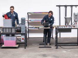 Riciclo fai da te a portata di mano, con i macchinari e la guida di Precious Plastic