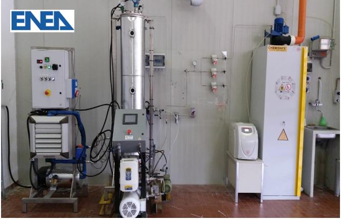 Idrogeno impianti deputazione - sperimentazione ENEA